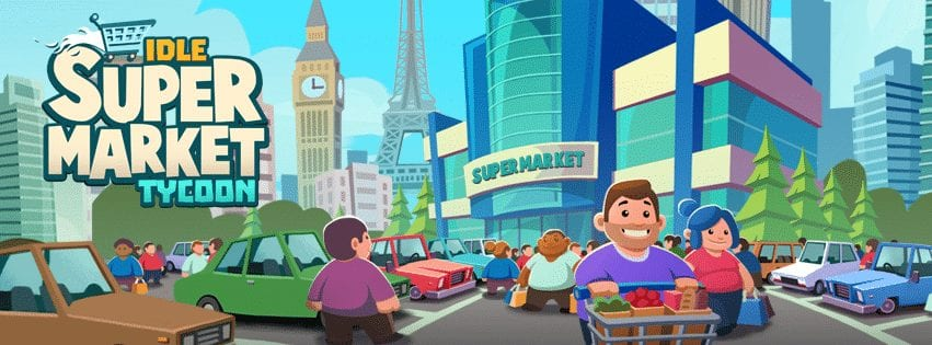 Supermarket Tycoon Cover Image