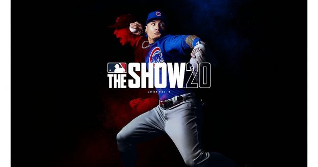 MLB The Show 20 Cover