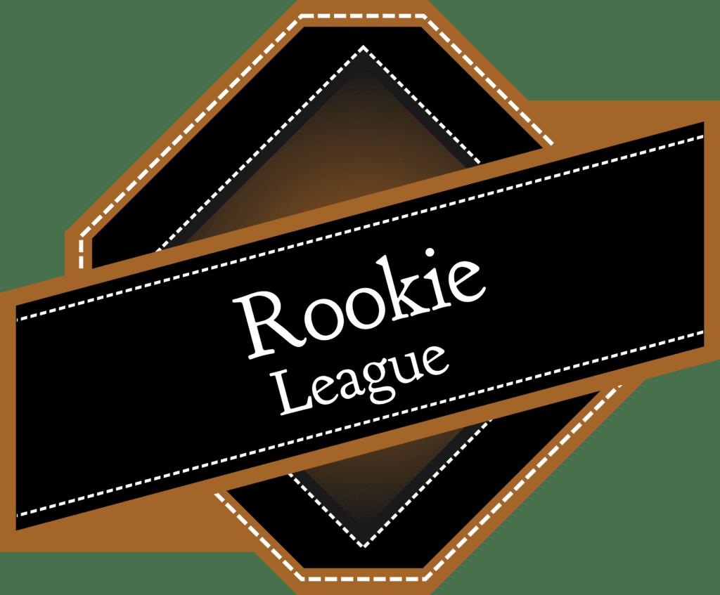 Rookie League Badge