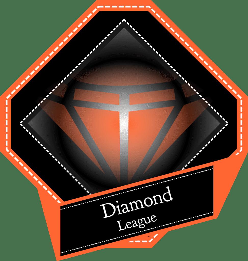 Diamond League Badge