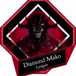 Diamond Mako League Badge