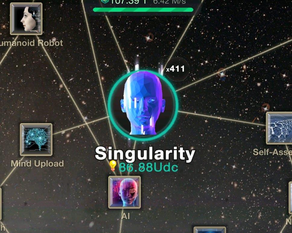 Singularity Node
