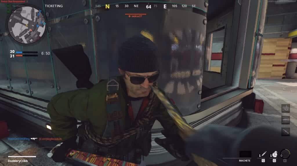 Call of Duty Black Ops Killing Spree